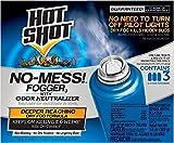 Hot Shot No-Mess! Fogger With Odor Neutralizer, 3/1.2-Ounce