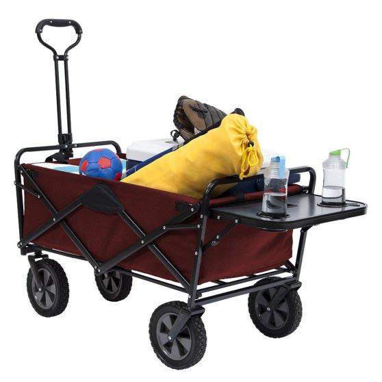 mac sports utility wagon review