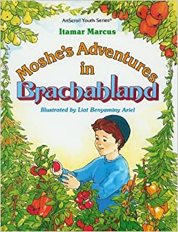 Image result for Moshe's Adventures in Brachahland