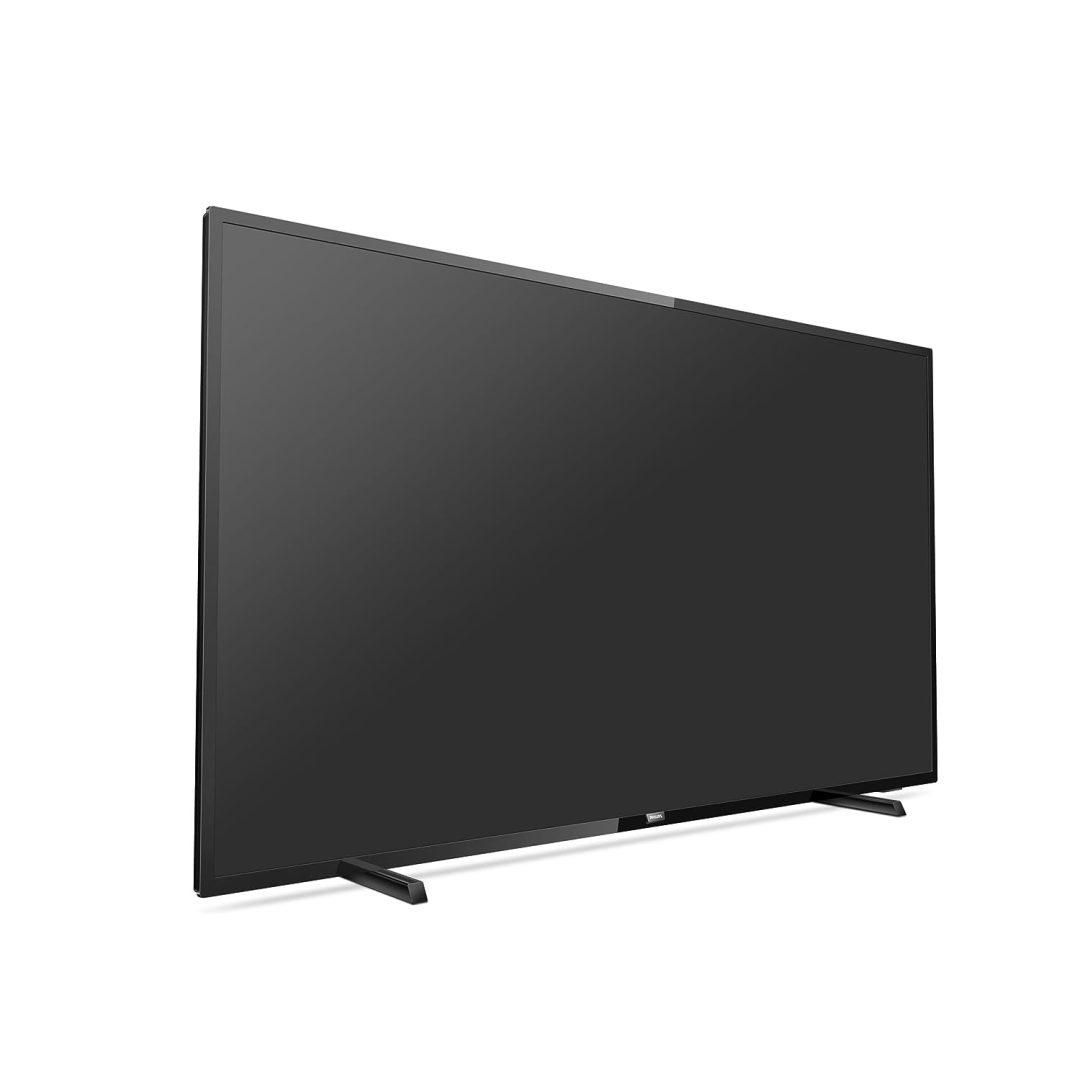 "TV LED ULTRAPLANO PHILIPS 43PUS6503 - 43""/108CM 4K UHD 3840 X 2160 - DVB-T/T2/T2-HD/C/S/S2 - SMART TV - WIFI - ALTAVOCES 20W - 3XHDMI - 2XUSB - NEGRO"