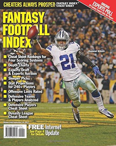 Fantasy Football Index 2017