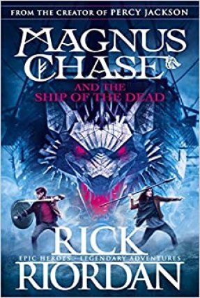 Image result for magnus chase and the ship of the dead