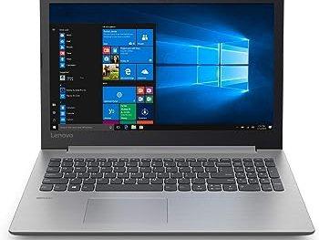 Lenovo Ideapad 330 Intel Core I3 7th Gen 15.6-inch FHD Laptop
