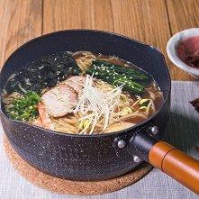 MyLifeUNIT-Yukihira-Saucepan-Traditional-Japanese-Yukihira-Pot-Aluminum-Alloy-Yukihira-Pan-79-Inch20-CM