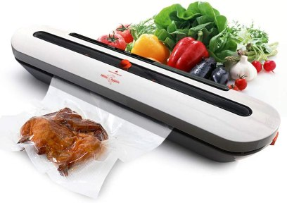 Keep Food Fresh for a Long Time  with White Dolphin