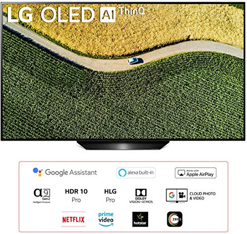 LG 139 cms (55 inches) 4K Ultra HD Smart OLED TV OLED55B9PTA | with Built-in Alexa (PCM Black) (2019 Model) 7