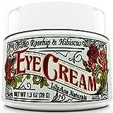 Eye Cream Moisturizer (1.3 oz) 94% Natural Anti Aging Skin Care