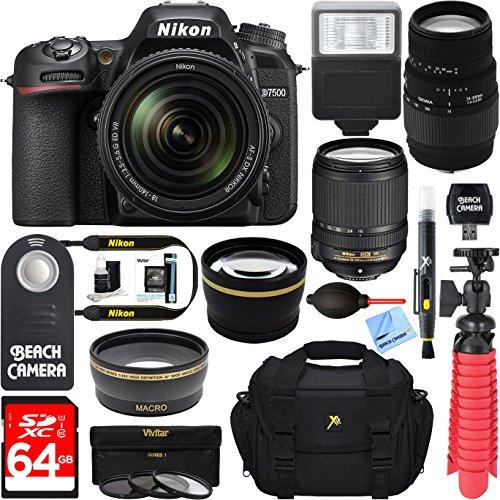 Nikon D7500 Bundle 5