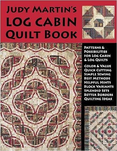 Judy Martin Log Cabin