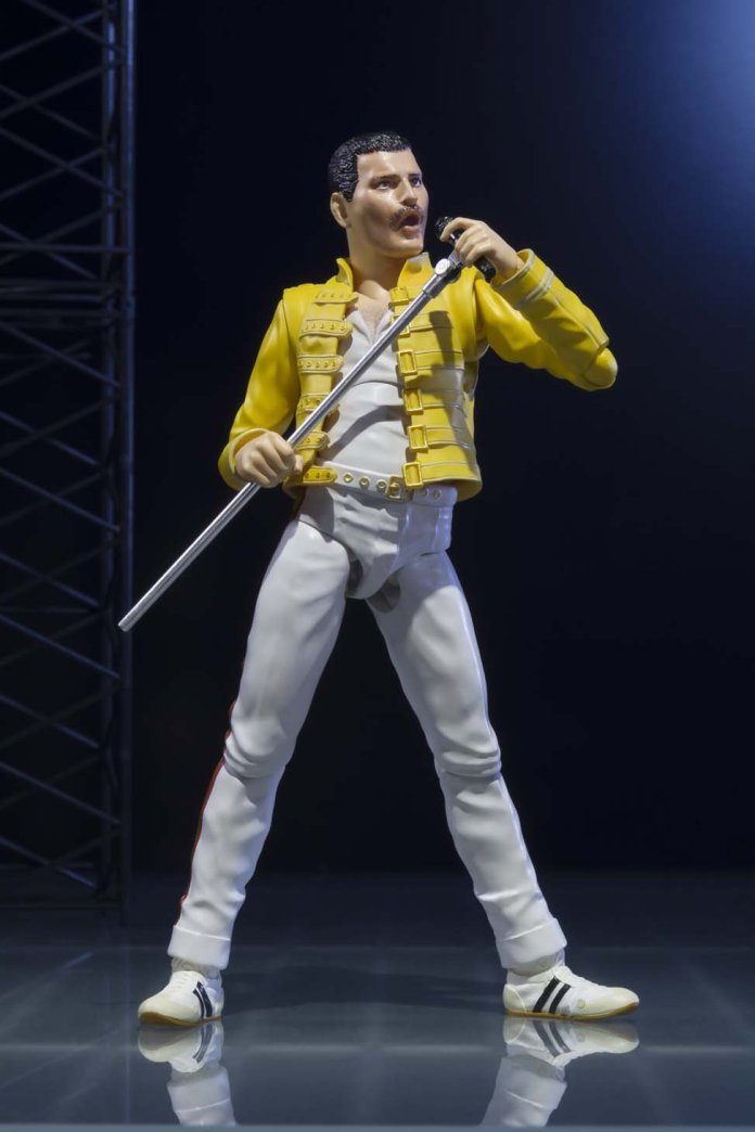 Freddie Mercury action figure