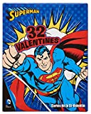 American Greetings Superman Valentine's Day Exchange Cards, 32 Count