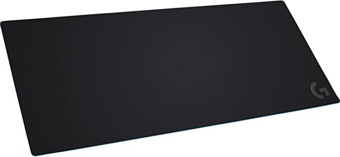 Amazon Com Logitech G840 Xl Cloth Gaming Mouse Pad Computers Accessories