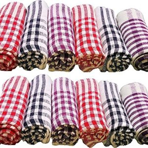 Niranj Cotton Cleaning Cloth Kitchen Multipurpose Napkin (15X15 Inch, Multicolour) - Pack of 12 22  Niranj Cotton Cleaning Cloth Kitchen Multipurpose Napkin (15X15 Inch, Multicolour) – Pack of 12 61fTpd0eYyL