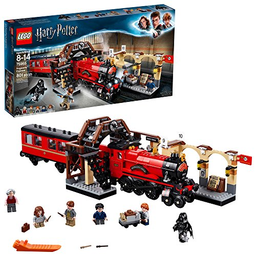 LEGO Harry Potter Hogwarts Express 801-Piece Building Kit - LOW PRICE!