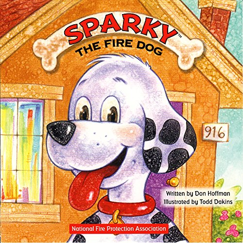 [yruUf.R.E.A.D] Sparky the Fire Dog by Don Hoffman P.P.T