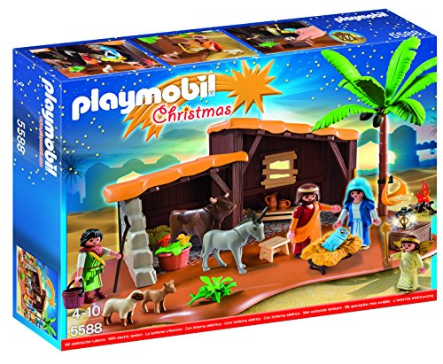 PLAYMOBIL Nativity Stable with Manger