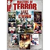 Horror Cinema: 8 Movie Pack (Last of the Living / Grave Mistake / Awaken the Dead / I am Omega / The Vampire Conspiracy / Fist of the Vampire / Curse of the Wolf / Bachelor Party in Bungalow of the Damned)