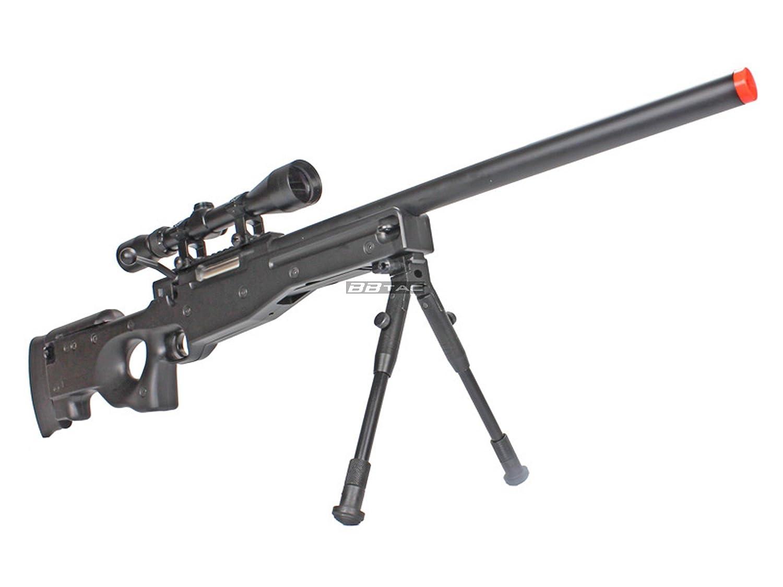 BBTac BT59 Airsoft Sniper Rifle Bolt Action Type 96 Airsoft Gun