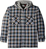Product review for Wrangler RIGGS WORKWEAR Men's Hooded Flannel Work Jacket