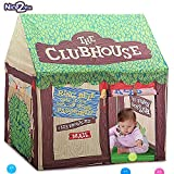 Nice2you Kid Play Tent Candy Castle with Carrying Bag for Girls Boys Playhouse for Children Indoor Outdoor (Green)