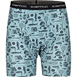 ExOfficio Men's GNG Printed Boxer Brief - Fly Fishing - 2XL