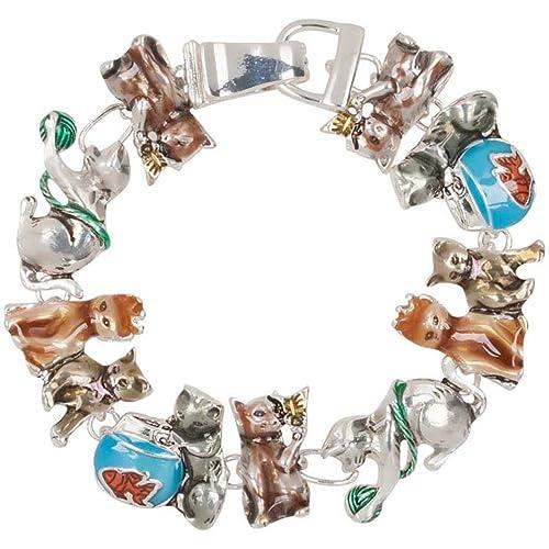 Cat Charm Bracelets