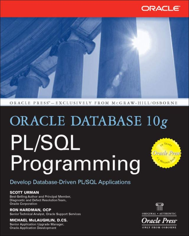 Oracle Database 22g PL/SQL Programming (Oracle Press) : Urman