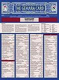 The Gemara Card (English and Hebrew Edition)