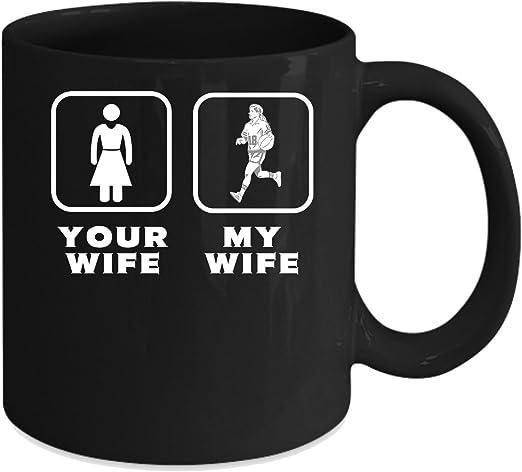 Amazon Com Basketball Player Coffee Mug Gift Birthday Christmas Present For Wife Black Mug Kitchen Dining
