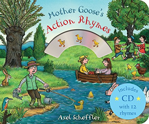 [lLsEq.READ] Mother Goose's Action Rhymes (Mother Goose's Rhymes) by Axel Scheffler E.P.U.B