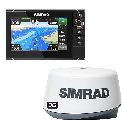 Simrad NSS7 EVO2 Radar Bundle