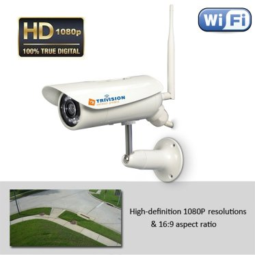 TriVision NC-336PW HD 1080P Wireless Outdoor Home Security Camera SystemBlack Friday Deals