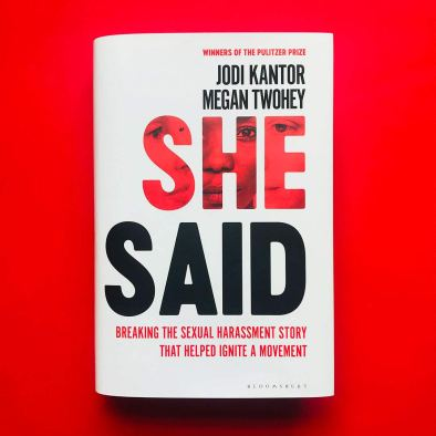 She Said: The New York Times bestseller from the journalists who ...