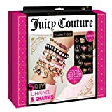 Make It Real - Juicy Couture Chains & Charms. DIY Charm Bracelet Making Kit for Girls