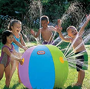 Inflatable Water Spray Ball Sprinkler