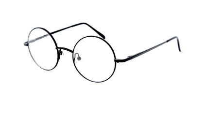 05c59f734a6 Big Mo s Toys Wizard Glasses - Round Wire Costume Glasses Accessories for  Dress Up - 1