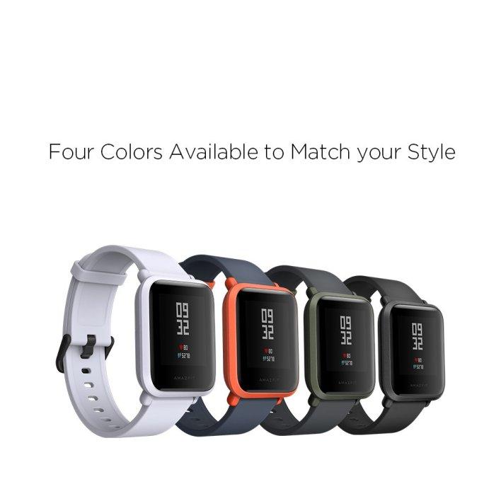 ساعة Amazfit Bip ببطارية تصمد 61kzstc96dL._SL1000_