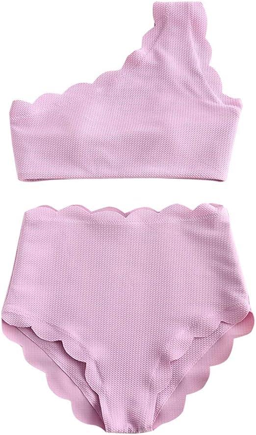 stylish fashion cute bikini sets cheap pink many color options