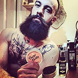 Wild Willies Beard Oil for Men. Made with 10 Natural Conditioner Ingredients & Organic Essential Oils. Promotes Fast Growth, Restores Moisture & Delivers a Deep Softener Treatment. 2oz Bottle  Image 4
