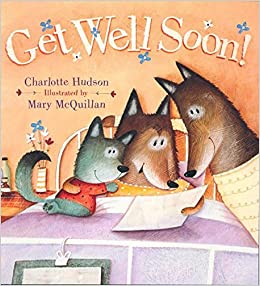 Image result for Get well soon! / Charlotte Hudson
