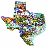 SUNSOUT INC Welcome to Texas! 1000 pc Jigsaw Puzzle