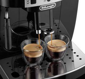 Guter Espresso beim De'Longhi Magnifica S ECAM 22.110.B – Kaffeevollautomat