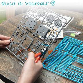 KIDWILL-Solar-Robot-Kit-for-Kids-14-in-1-Educational-STEM-Science-Toy-Solar-Power-Building-Kit-DIY-Assembly-Battery-Operated-Robotic-Set-for-Kids-Teens-and-Science-LoversBattery-Include