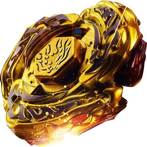 unbrand L-Drago Destructor (Destroy) GOLD Armored Metal Fury 4D Beyblade - USA SELLER!