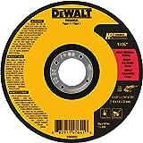 """DEWALT DWA8062L T1 HP Long Life Cut-Off Wheel, 4-1/2"""" x 1/16"""" x 7/8"""""""