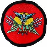 Marvel Superman Disk Dog Toy