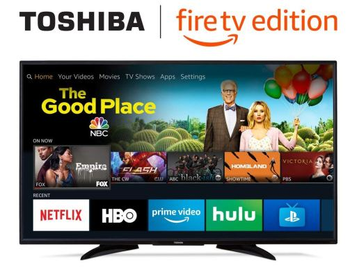 Toshiba Fire TV (50LF621U19)Black Friday Deal 2019