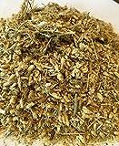 Organic Bio Herbs-Organic Dried Yarrow Cut (Achillea Millefolium) 4 Oz.
