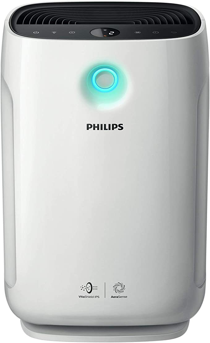 Test Philips AC2889/10 Luftreiniger Connected mit App