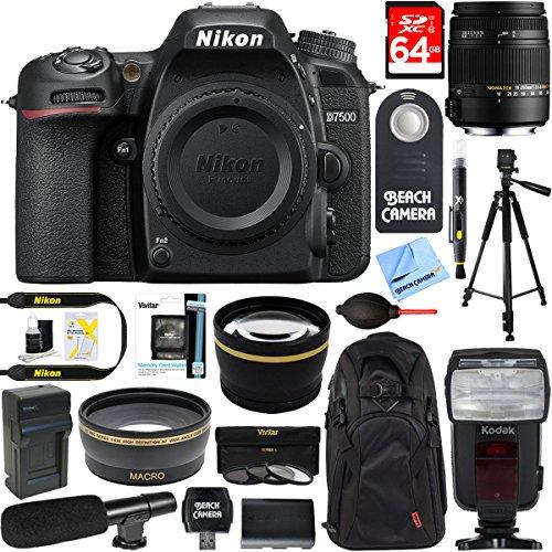 Nikon D7500 Bundle 7